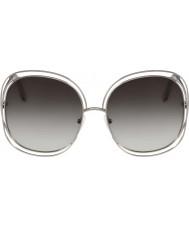 Chloe Ladies CE126S 733 62 Carlina Sunglasses