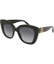 Gucci Ladies GG0327S 001 52 Sunglasses