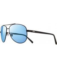 Revo RE5021 01BL 61 Shaw Sunglasses