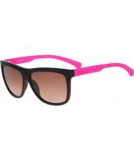 Calvin Klein Jeans CKJ781S Shiny Black Pink Sunglasses