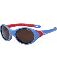 Cebe Kanga (Age 1-3) Blue Pink Sunglasses