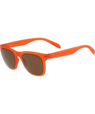 Calvin Klein Platinum CK3163S Orange Sunglasses