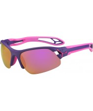 Cebe CBSPRING4 S-Pring Purple Sunglasses