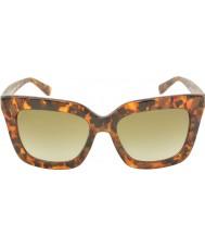 Michael Kors MK2013 53 Glam Brown Tortoiseshell 306613 Sunglasses