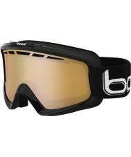 Bolle 21072 Nova II Shiny Black - Modulator Citrus Gun Ski Goggles