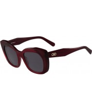 Salvatore Ferragamo Ladies SF860S-613 Sunglasses