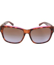 Michael Kors MK6003 58 Salzburg Tortoise Pink Purple 300368 Sunglasses