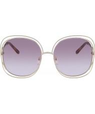 Chloe Ladies CE126S 803 62 Carlina Sunglasses