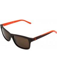 Polo Ralph Lauren PH4095 57 Casual Living Matt Brown 552673 Sunglasses