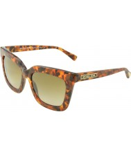Michael Kors MK2013 53 Glam Brown Tortoiseshell 306613 Sunglasses