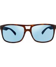 Revo RE1019 Holsby Matte Tortoiseshell - Blue Water Polarized Sunglasses