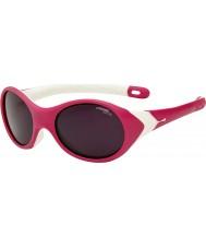 Cebe Kanga (Age 1-3) Raspberry Sunglasses