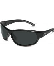 Bolle Bounty Shiny Black Polarized TNS Sunglasses
