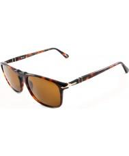 Persol PO3059S 54 Suprema Tortoiseshell 24-33 Sunglasses