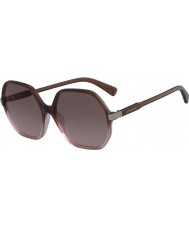 Longchamp Ladies LO613S 202 59 Sunglasses