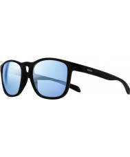 Revo RE5019 01BL 55 Hansen Sunglasses