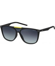 Polaroid PLD6024-S DL5 WJ Matte Black Polarized Sunglasses