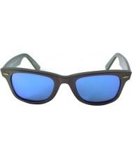 RayBan RB2140 50 Original Wayfarer Metallic Violet 611217 Sunglasses