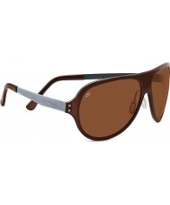 Serengeti Alice Brown Polarized PhD Drivers Sunglasses
