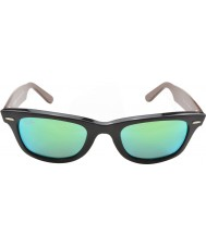 RayBan RB2140 50 Original Wayfarer Black 117519 Sunglasses