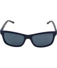Polo Ralph Lauren PH4095 57 Casual Living Matt Blue 552887 Sunglasses