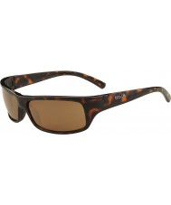 Bolle Fierce Shiny Tortoiseshell Polarized A-14 Sunglasses