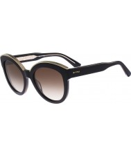 ETRO Ladies ET604S Black Sunglasses