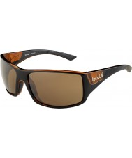 Bolle 12134 Tigersnake Brown Sunglasses