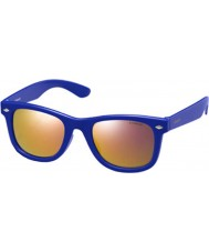 Polaroid Kids PLD8006-S TV0 OZ Blue Polarized Sunglasses