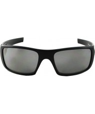 Oakley OO9239-06 Crankshaft Matte Black - Black Iridium Polarized Sunglasses