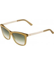 Gucci Ladies GG 3675-S 4WL ZW Beige Sunglasses