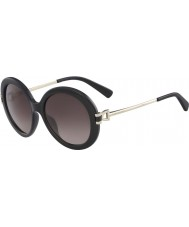 Longchamp Ladies LO605S 001 55 Sunglasses