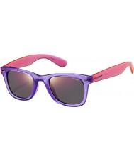 Polaroid P8400 IUB FA Purple Pink Polarized Sunglasses