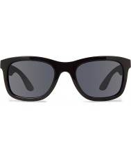 Revo RE1000 Huddie Black - Graphite Polarized Sunglasses