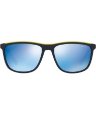 Emporio Armani Mens EA4109 57 563855 Sunglasses