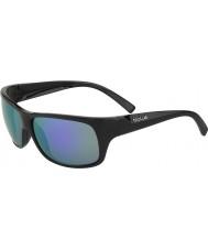 Bolle Viper Matte Black Blue-Violet Sunglasses