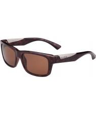 Bolle Jude Shiny Tortoiseshell Polarized A-14 Sunglasses