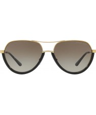 Michael Kors Ladies MK1031 58 10248E Austin Sunglasses
