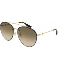 Gucci Ladies GG0351S 003 62 Sunglasses
