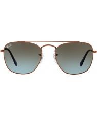 RayBan RB3557 54 Icons Dark Bronze 900396 Sunglasses