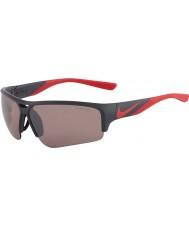 Nike EV0873 Golf X2 Pro E Shiny Gunmetal Sunglasses