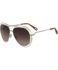 Chloe Ladies CE134S 791 61 Carlina Sunglasses
