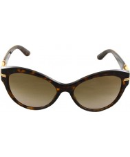 Versace VE4283B 57 Rock Icons Havana 108-13 Sunglasses