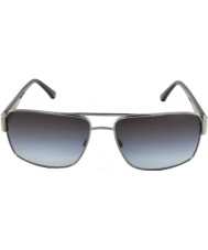 Emporio Armani EA2002 57 Essential Leisure Gunmetal 30168G Polarized Sunglasses