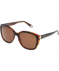Givenchy SGV919-0U64 Black and Havana Sunglasses