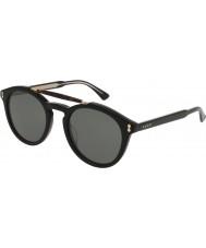 Gucci Mens GG0124S 001 Sunglasses