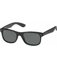 Polaroid PLD1015-S D28 Y2 Shiny Black Polarized Sunglasses