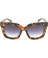 Michael Kors MK2013 53 Glam Navy Tortoiseshell 306336 Sunglasses