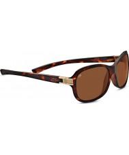 Serengeti Isola Satin Tortoiseshell Polarized Drivers Sunglasses