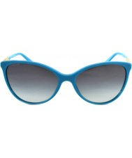 Versace VE4260 58 Pop Chic Cerulean 50688G Sunglasses